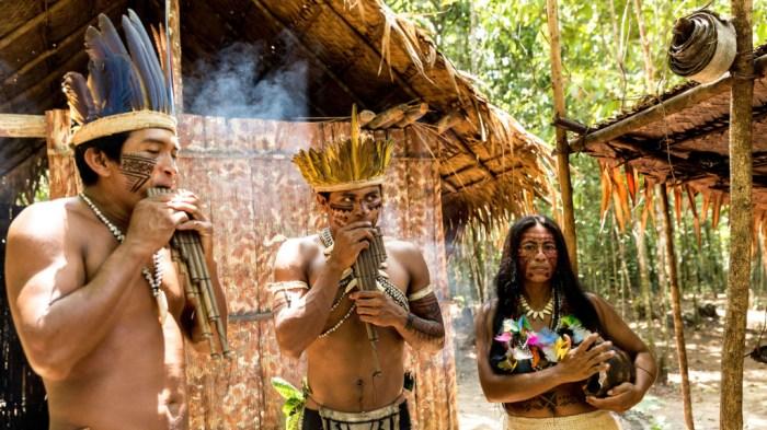 Resultado de imagen de Colombia: indígenas de la Amazonía y la USO se unen
