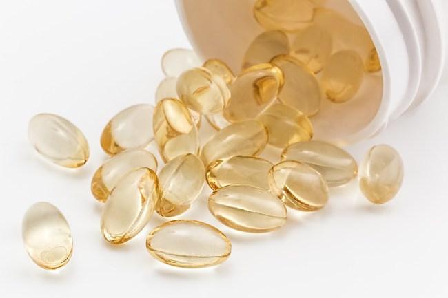 women protein capsules