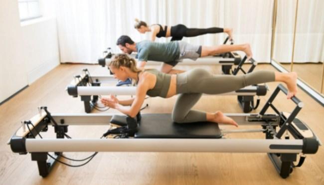 reformer pilates classes