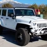 Pagaria 150 Mil Dolares Por Este Super Jeep Wrangler De Seis Ruedas