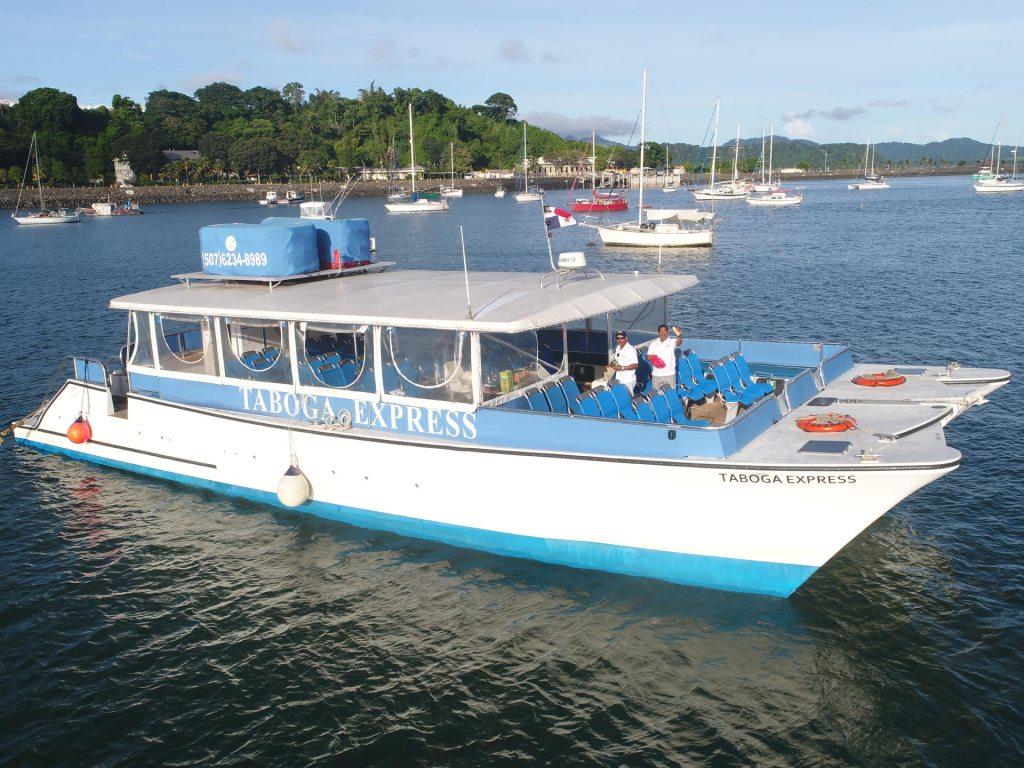 Ferry Taboga Express