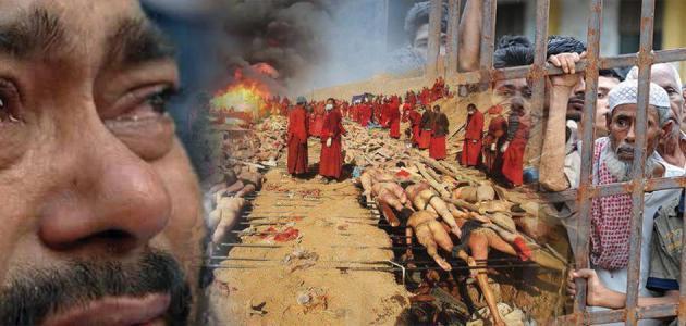 قصة بورما ولماذا يتعرض له المسلمين هناك   أسرار تاريخية وراء بورما