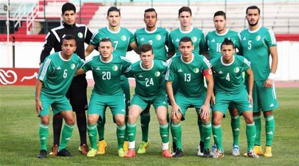 المنتخب ألاولمبي لتونس يواجه نظيره ألاولمبي الجزائري وديا