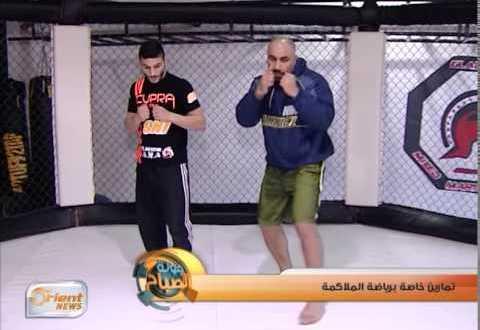 فيديو ..  تعلم التمارين الاساسية لرياضة الملاكمة  الشبكة نت