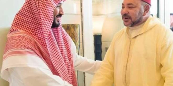 اخبار عربية . هل ما يحصل بين المغرب والسعودية «سحابة عابرة»؟