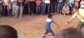 رياضات ..المبارزة بالعصا احدى الرياضات الشعبية الجزائرية