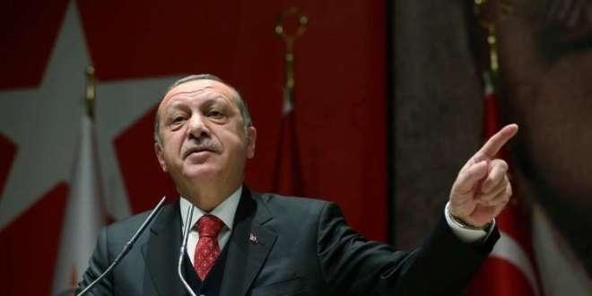 """أردوغان يواصل تهديداته """"التخريبية"""" للناتو.. وحلف الأطلسي يرد .."""