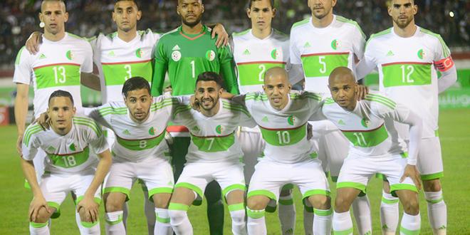 رياضة محلية  ..  المنتخب الجزائرى 1  غامبيا 1   اداء متواضع للخضر . تصفيات كأس أمم أفريقيا 2019