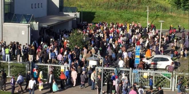 احوال المسلمين .. حزب سويدي متطرف يدعو لجذب المسلمين وإنشاء مسجد ومركز ثقافي