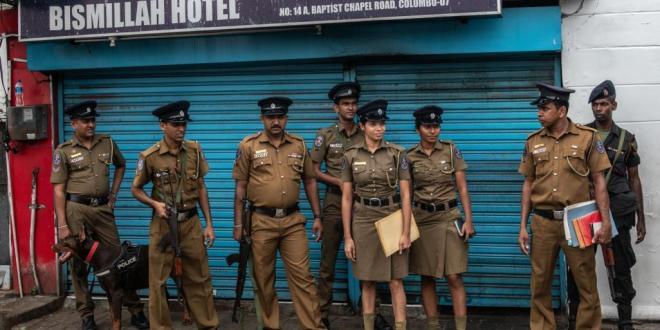 سريلانكا مقتل 15 مشتبه بهم في عملية مداهمة لقوات الأمن السريلانكية