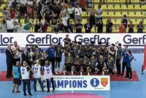 منتخب مصر بطل العالم للناشئين لكرة اليد
