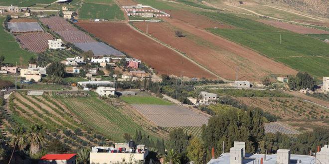 عاجلا .. حكومة الاحتلال تصدق على مشروع قانون للاستيلاء على الأغوار