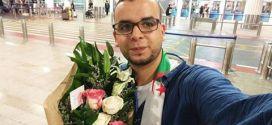 المنشد محمد بن كروش في مدائح نبوية بمناسبة احتفالات المولد النبوي الشريف