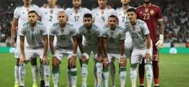 تصفيات كأس افريقيا .. الجزائر تسحق زامبيا بخماسية في ليلة ممطرة