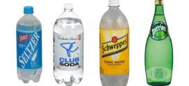 الفرق بين المياه الغازية والمياه العادية