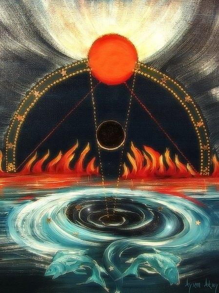 Abriendo un nuevo a o astrol gico for En que ciclo lunar estamos hoy