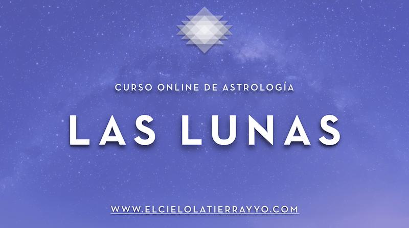 Las Lunas, Curso Online de Astrologia