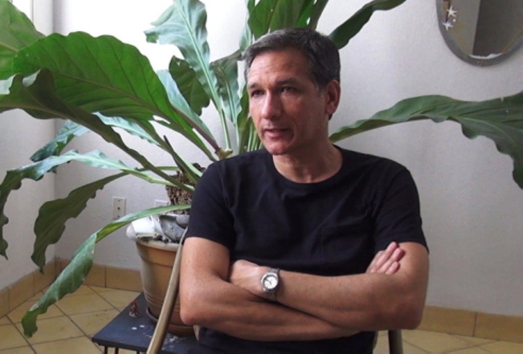 Gustavo Arcos, profesor y crítico de cine cubano