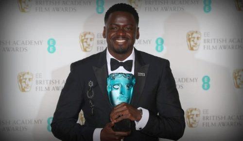 BAFTA 2018 - Daniel Kaluuya