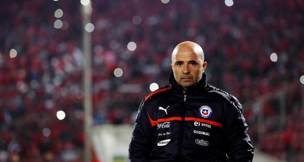 Sampaoli niega que Vidal haya llegado borracho a la concentración de La Roja