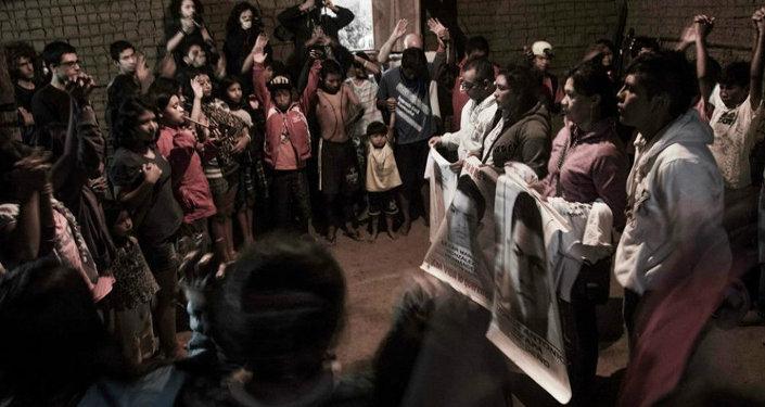 Exigen investigar muerte del activista que buscaba desaparecidos en México