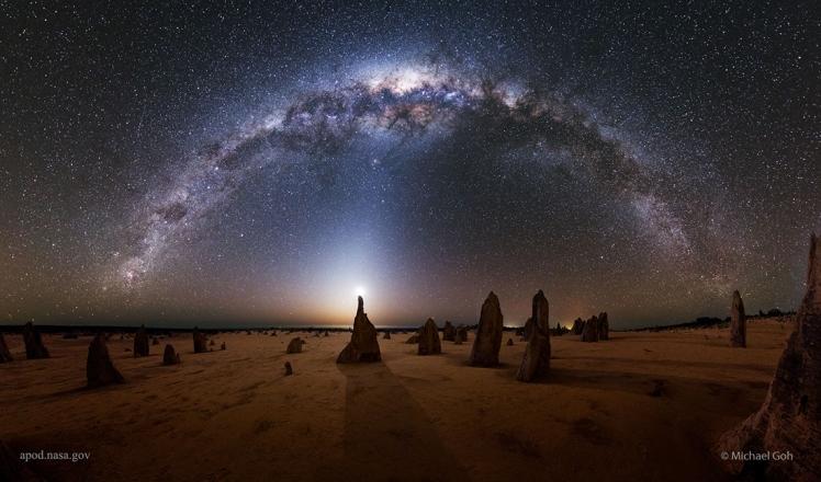 Nuevo informe establece qué tan posible es la vida inteligente en otros planetas