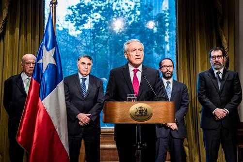 Presidente del CDE es designado coagente chileno en demanda contra Bolivia ante Corte Internacional de Justicia