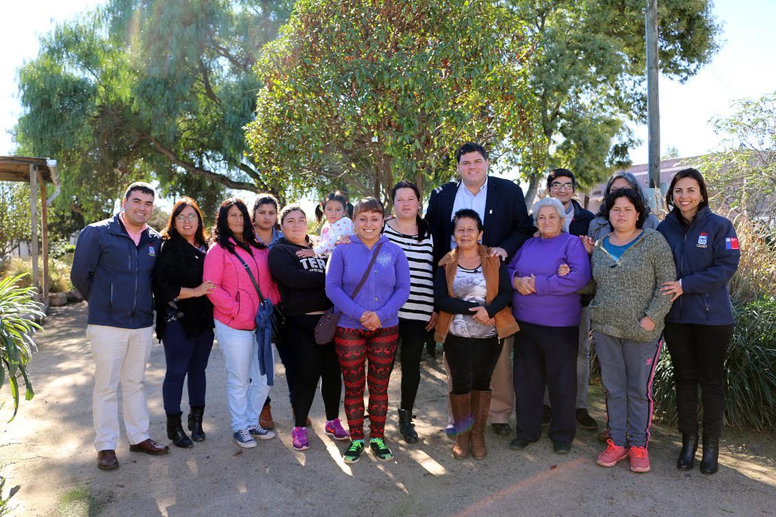 Inauguran Programa de Habitabilidad en Catapilco