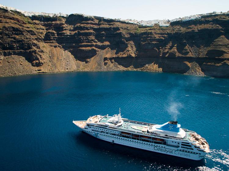 Crucero por las Islas Griegas: Celestyal Cruises navegando los orígenes de nuestra civilización