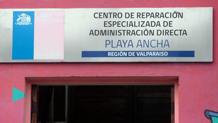 Informe del INDH confirma inyecciones de calmantes «a la fuerza» a niños del Cread de Playa Ancha