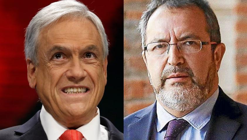 Las platas perdidas del ex prefecto de la PDI que asesora a Piñera