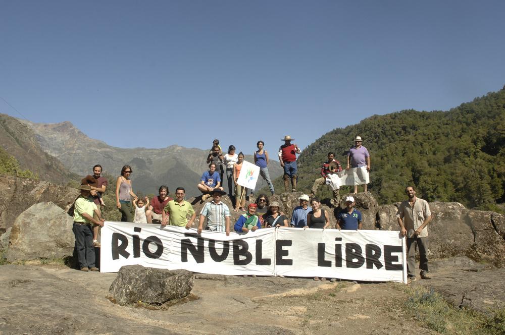 Hidroñuble, el cuestionado proyecto hidroeléctrico del cuñado de Piñera en San Fabián de Alico