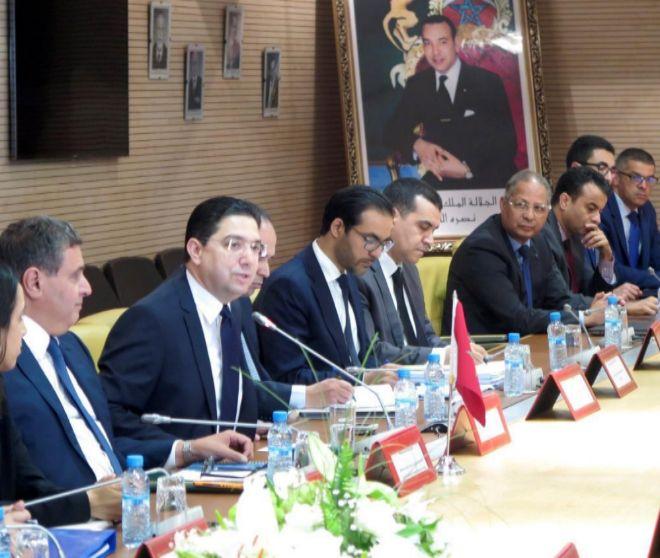 Ministro marroquí
