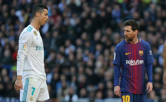 Invicto del Barcelona está en la mira del Real Madrid en el clásico