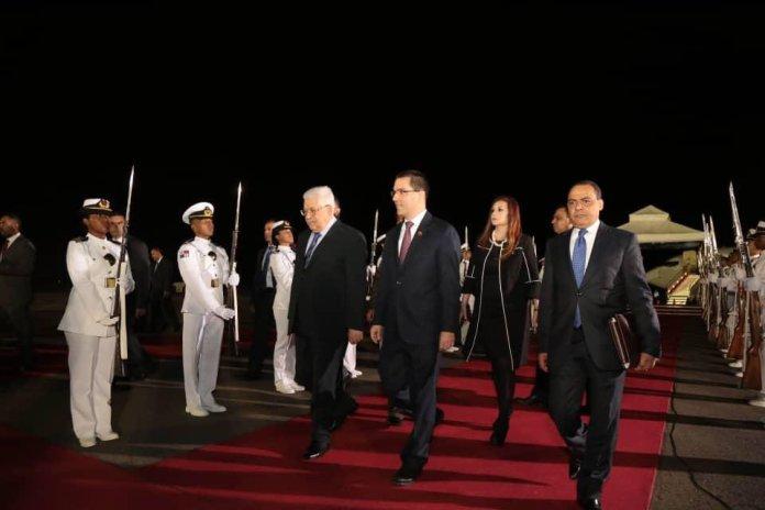 Presidente Palestina