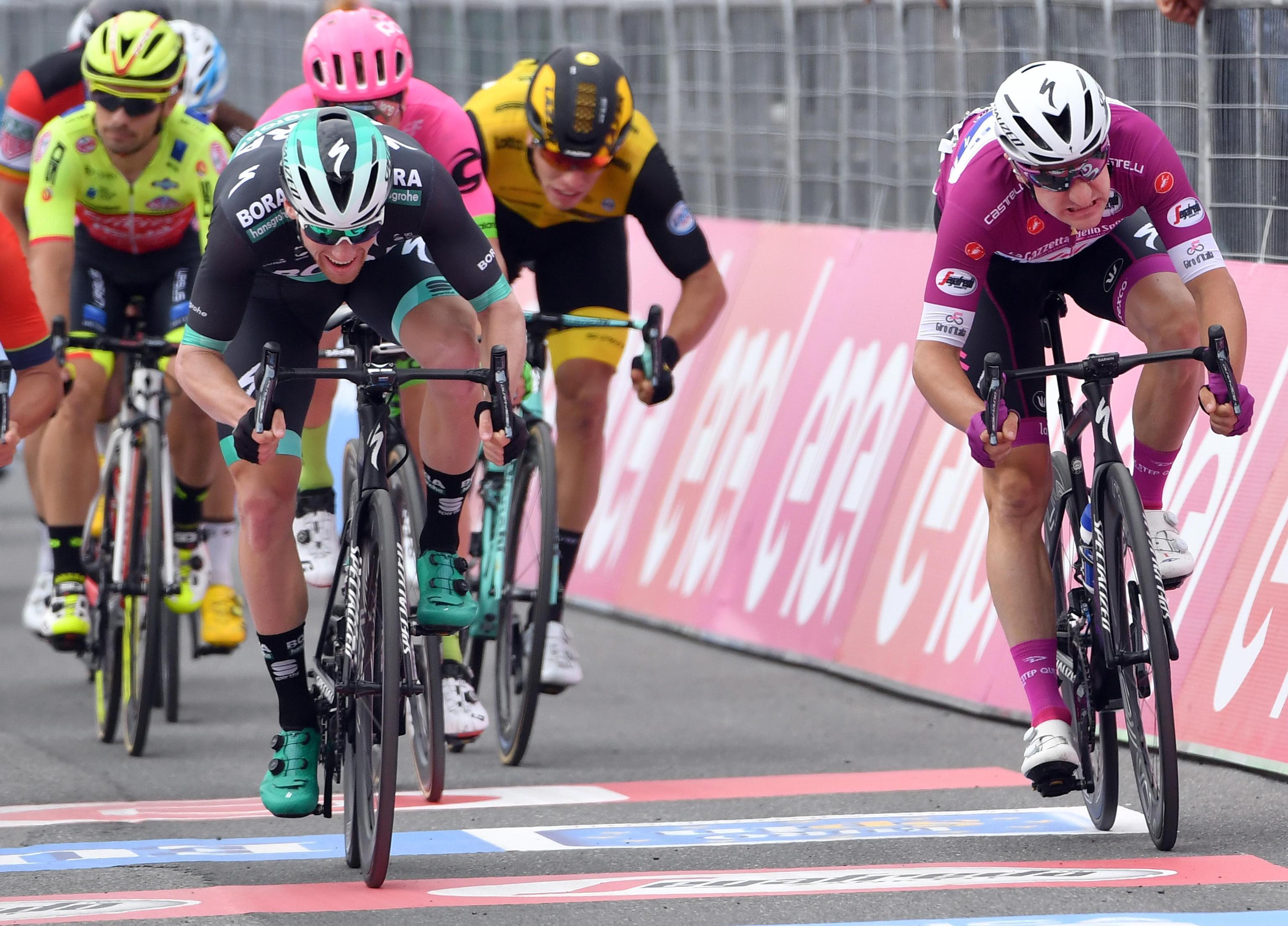 Sam Bennett ganador eptima etapa del Giro de Italia