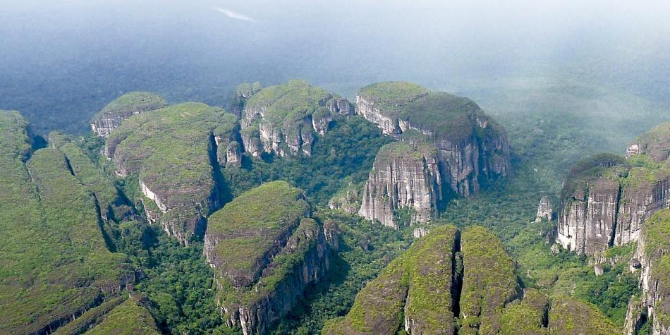 amazonia habitada hace mas de 12000años