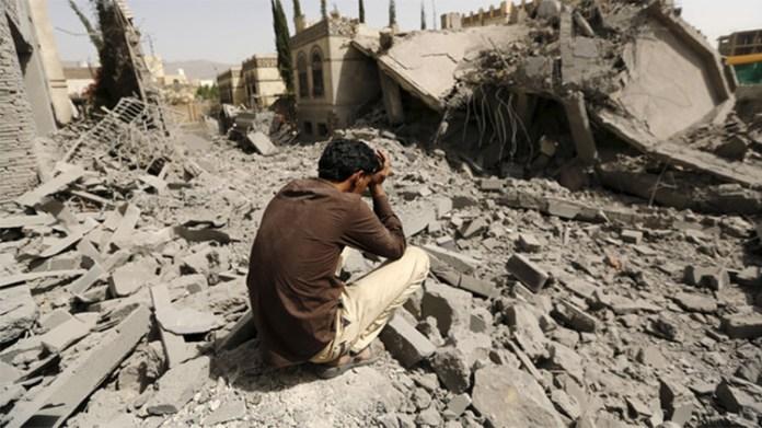 Desolación en Yemen