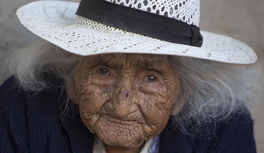 (Fotos+Video) Una anciana hermosa cumplirá 118 años y puede ser la persona más longeva del mundo