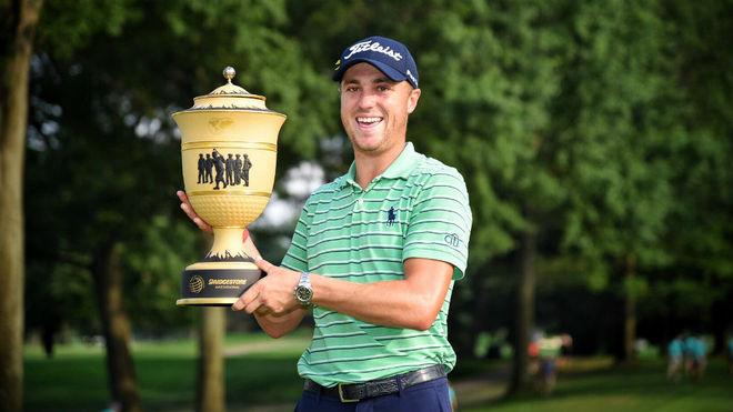 Justin Thomas gana PGA