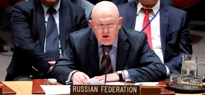 Rusia se pronuncia contra el Estado Islámico
