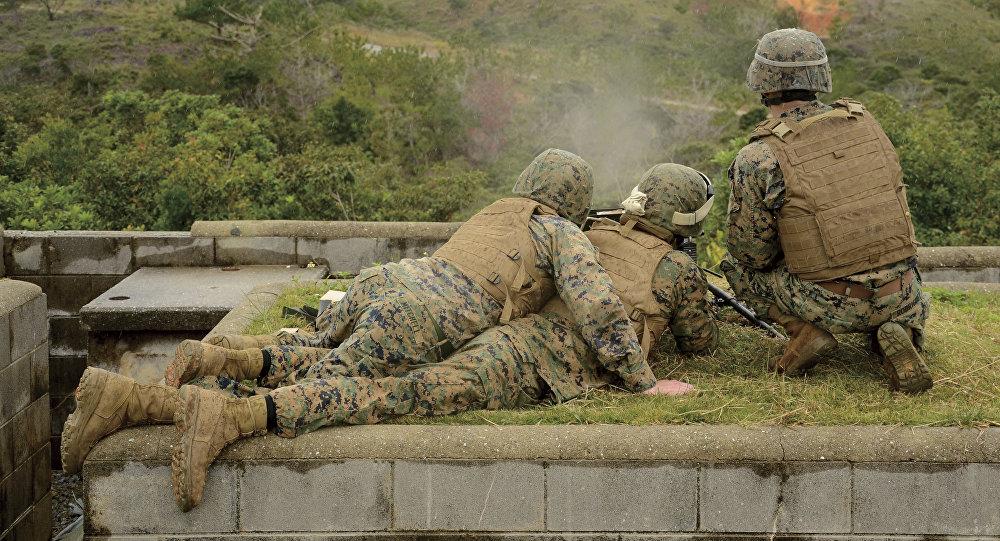 (+Fotos) La mujer militar más sexi está en el cuerpo de marines estadounidense
