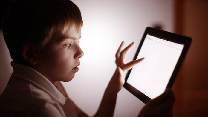 Smartphone afectan a los niños