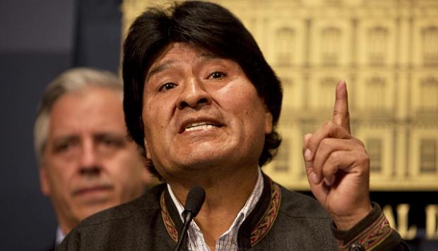 Bolivia jamas se sometera a politicas imperiales