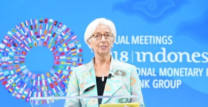El FMI estima un declive en economia mundial