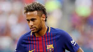 Neymar en el Barceloan FC