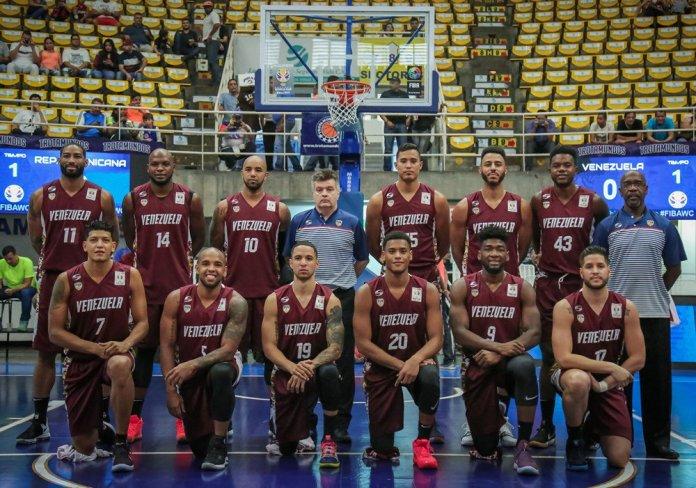 Selección de Venezuela FIBA