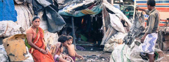 india pobreza