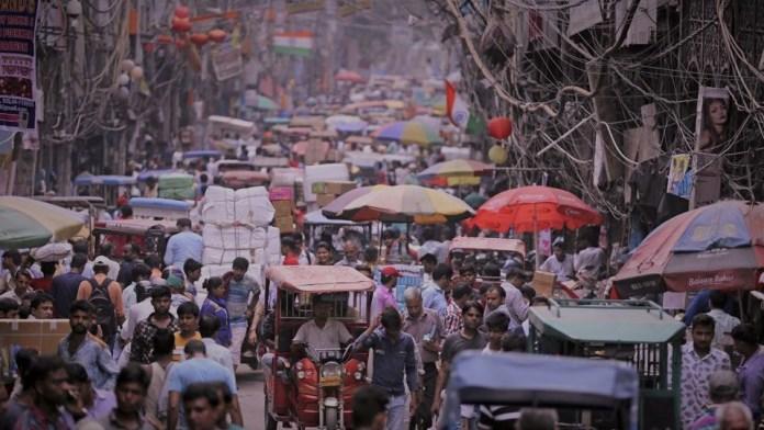 india poblacion