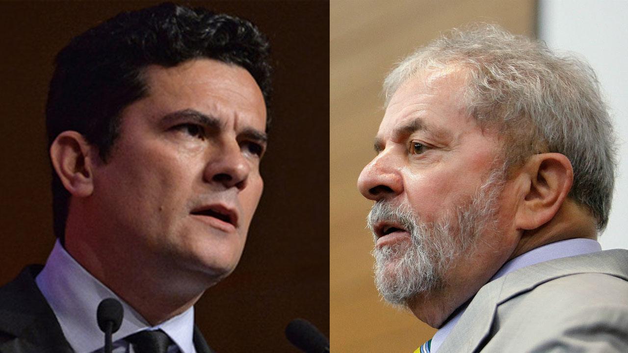 Resultado de imagen para Una investigación revela tramas con el juez Moro para encarcelar a Lula